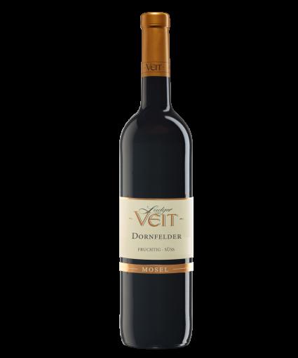 2016 Weingut Ludger Veit Dornfelder fruchtig-süß