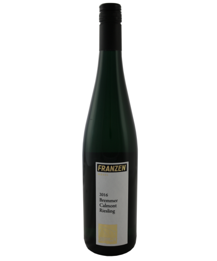 2016 Weingut Franzen Bremmer Calmont Riesling trocken