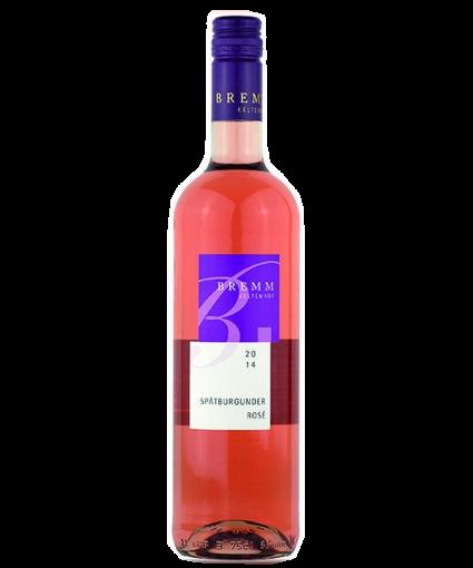2018 Spätburgunder Rosé halbtrocken